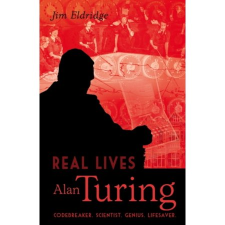 Alan Turing  Real Lives   Paperback