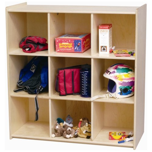 Little Colorado Storage Cube Wood Bookcase