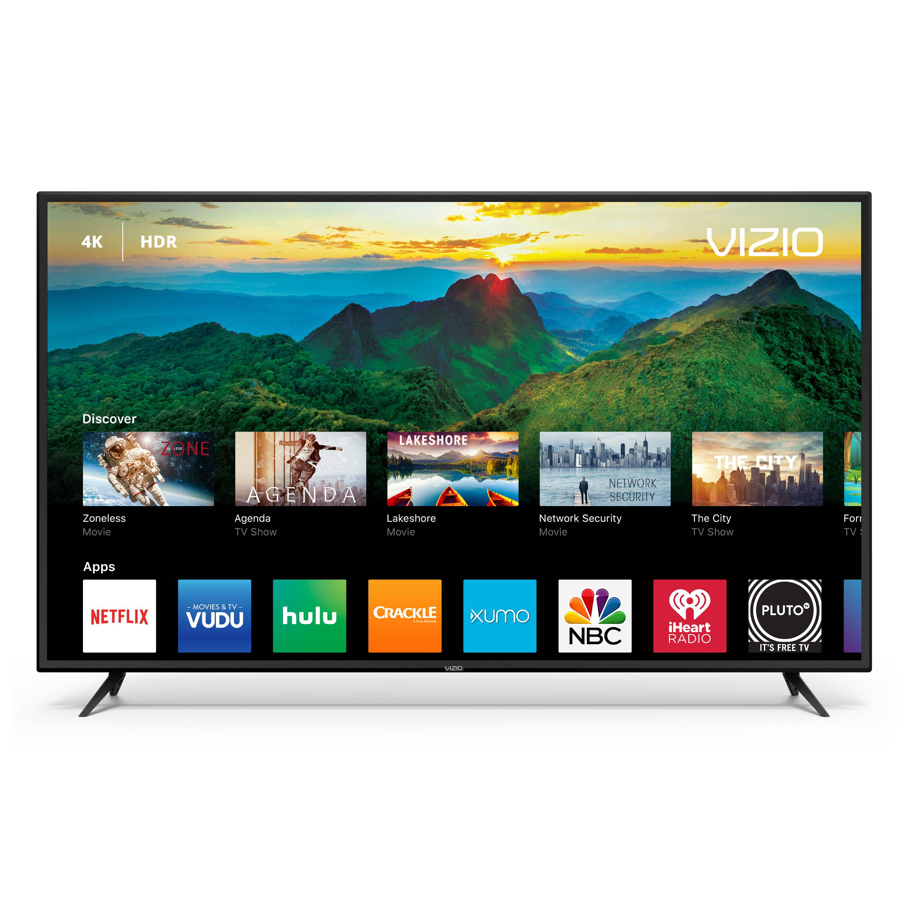 "VIZIO 60"" Class D-Series 4K (2160P) Ultra HD HDR Smart LED TV (D60-F3) (2018 Model)"