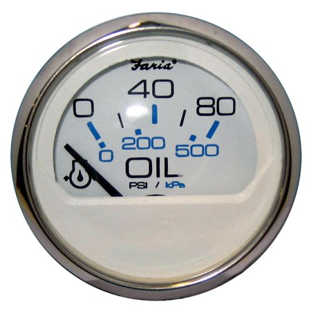 Dwyer Differential Pressure Gauge - Faria Chesapeake SS 2