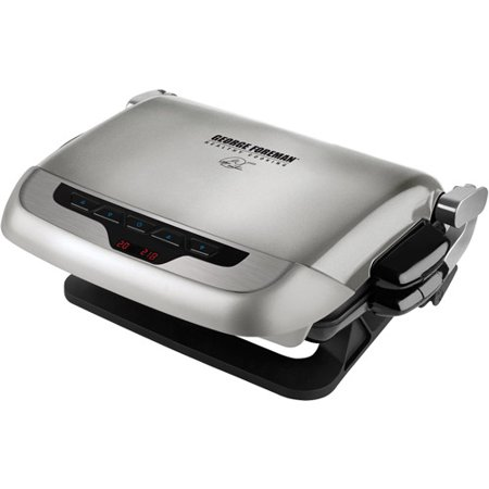 George foreman grp4ep platinum evolve grill - George foreman replacement grill plates ...