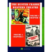 Buster Crabbe Western Theatre Vol 4 by