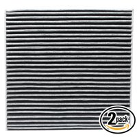 2-Pack Replacement Cabin Air Filter for 2016 ACURA MDX V6 3.5L 3471cc Car/Automotive - Activated Carbon, ACF-10134