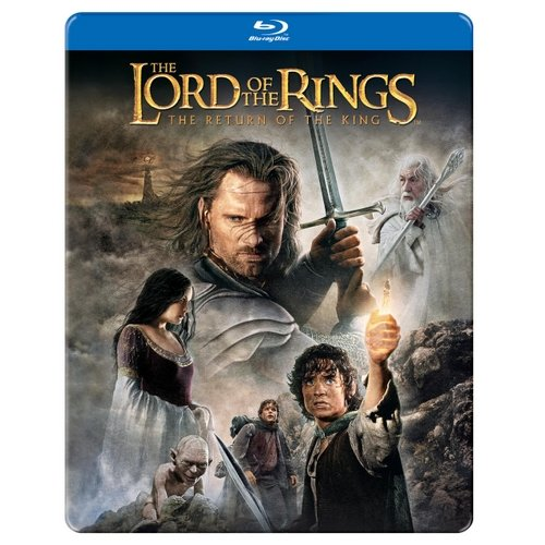 The Lord Of The Rings: The Return Of The King (Blu-ray) (Steelbook Packaging) (Widescreen)