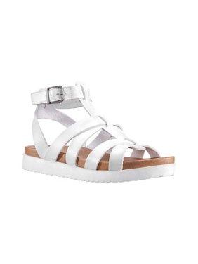 4b2cc7ec0d5 Product Image Girls  Nina Alpha Gladiator Sandal. Product Variants  Selector. Light Tan Smooth Synthetic