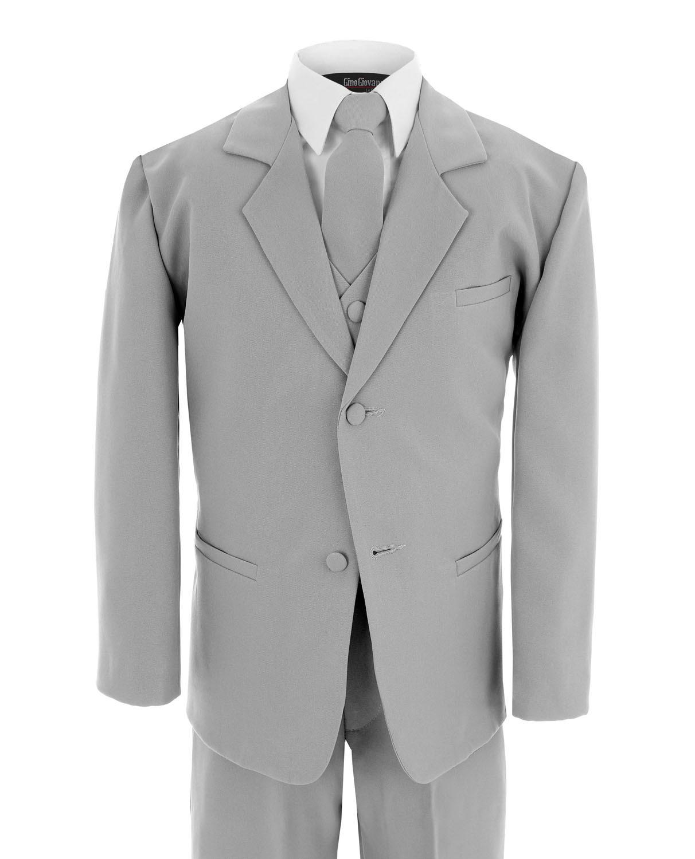 Gino Giovanni Boy's Formal Dresswear Set G214