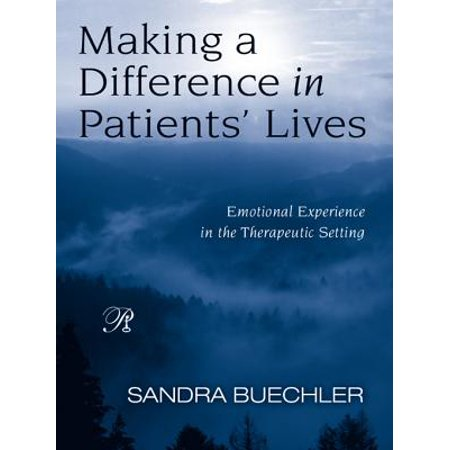 Making a Difference in Patients' Lives - eBook (Making The Difference Applying A Logic Of Diversity)