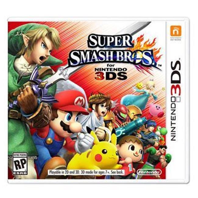 Nintendo CTRPAXCESuper Smash Bros 3ds - image 1 of 1