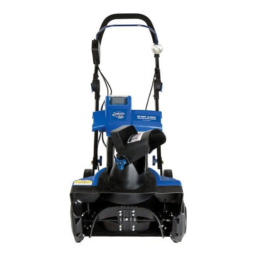 Snow Joe iON18SB Cordless Single Stage Snow Blower | 18-Inch � 40 Volt | Brushless by Snow Joe
