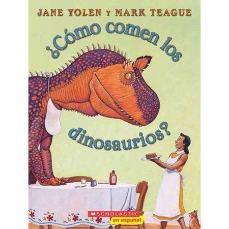 Como comen los dinosaurios?   How Do Dinosaurs Eat Their Food? by