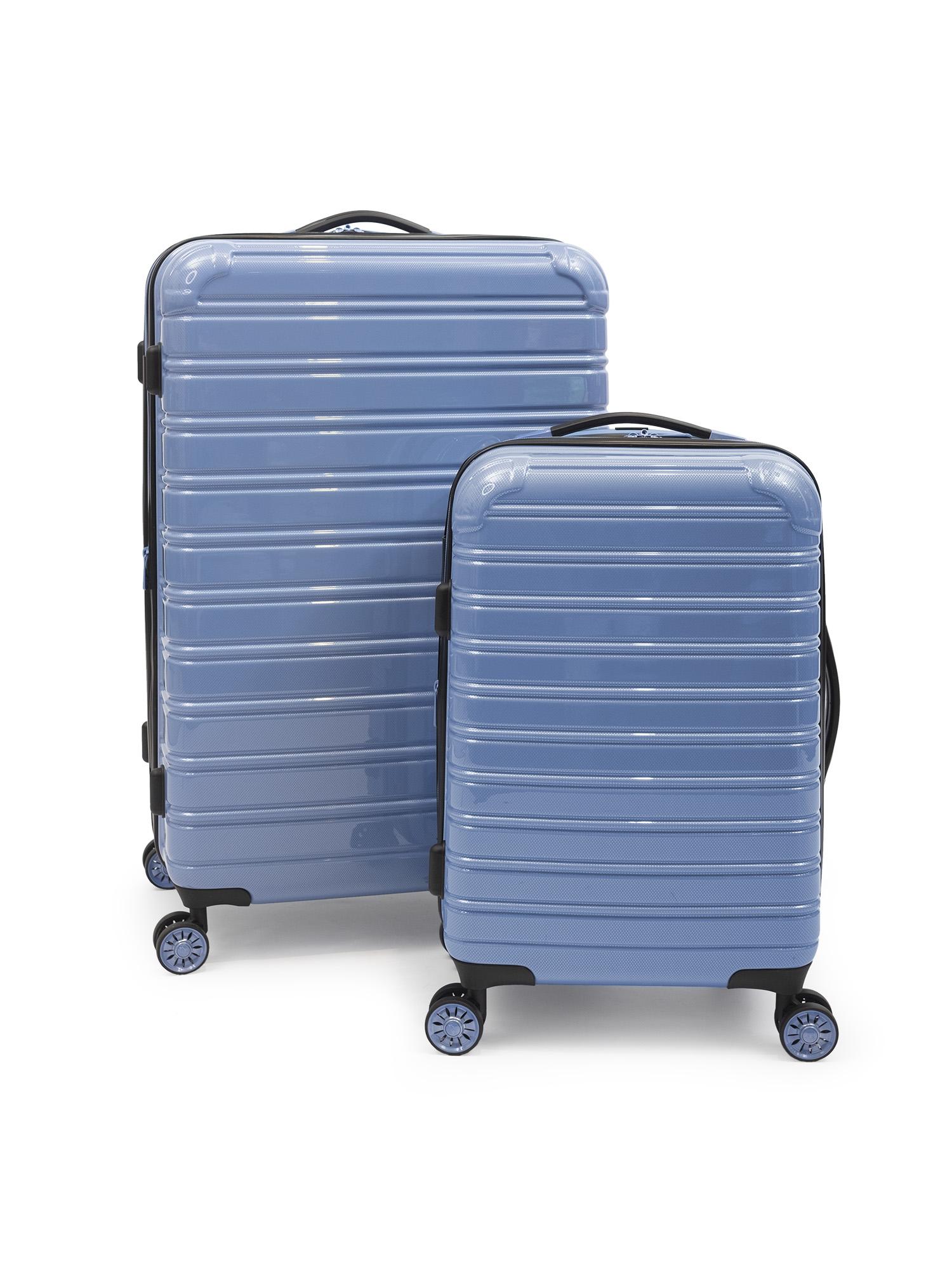 iFLY Hardside Fibertech Luggage, 2 Piece Set
