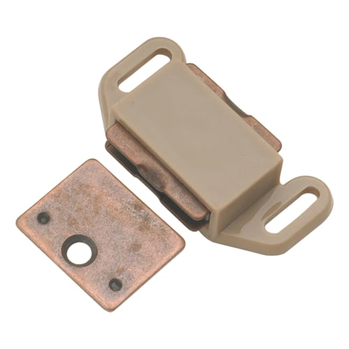 "Hickory Hardware P110 1-1/8"" x 2"" Magnetic Cabinet Catch"
