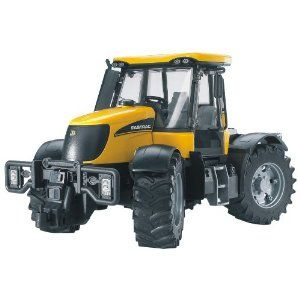 JCB Fastrac 3220 Tractor Vehicle Toys by Bruder Trucks (03030) by Bruder Trucks