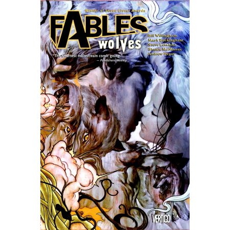 Fables Vol. 8: Wolves (Garou Mark Of The Wolves Best Version)