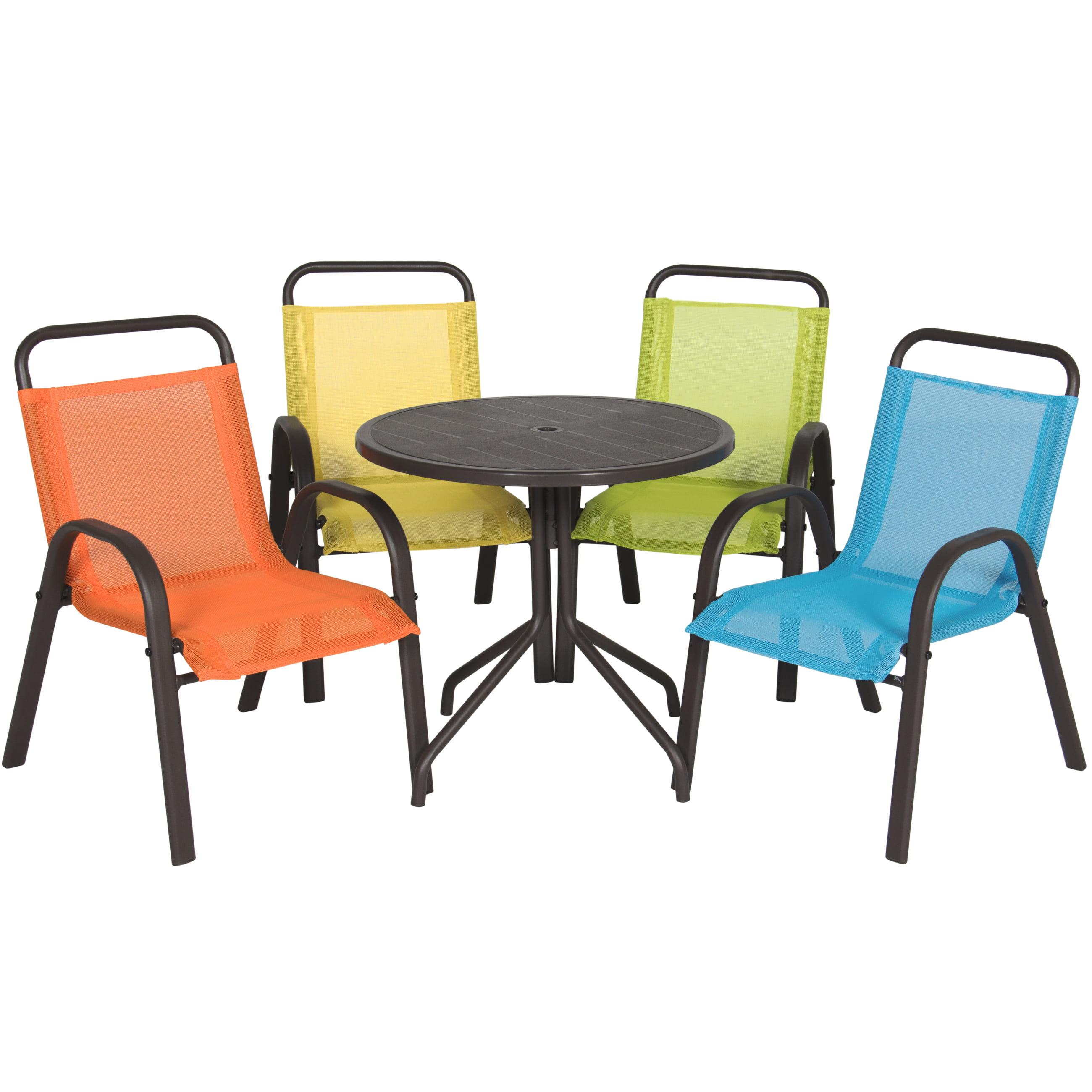 Best Choice Products Outdoor/Indoor 5 Piece Junior Kids Furniture