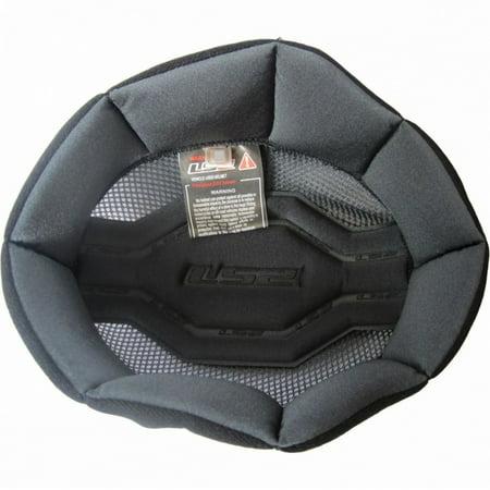 LS2 Bagger/HH568 Helmet Top Inner Liner Pad Black