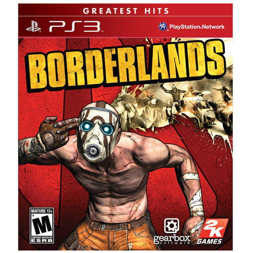 Borderlands Gh (PS3) - Pre-Owned