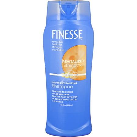 Finesse Revitalize + Strengthen Color Shampoo, 13 Oz