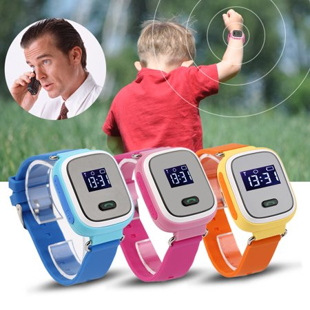 Kids Smart Watch Anti Lost Sos Call Gsm Locator Gps Tracker Safe For Android