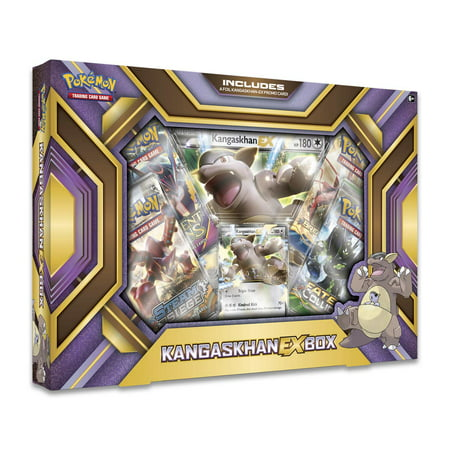 Pokemon TCG: Kangaskhan EX (Pokemon Tcg)