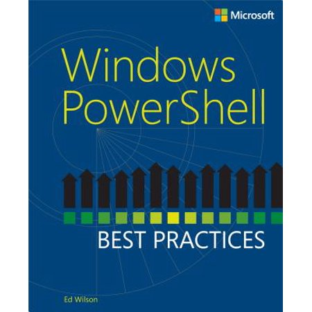 Windows PowerShell Best Practices - eBook (Best Non Windows Operating System)