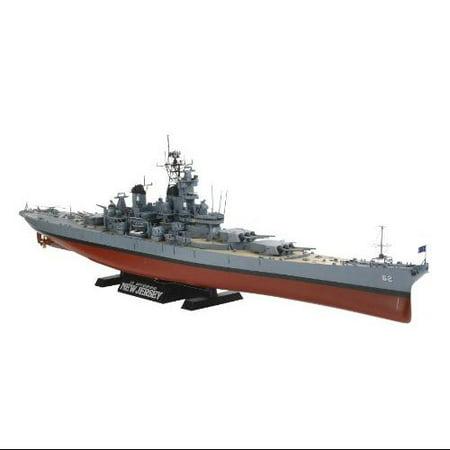 Tamiya Models US Battleship New Jersey BB-62 Model