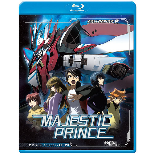Majestic Prince: Collection 2 (2 Discs) (Blu-ray)