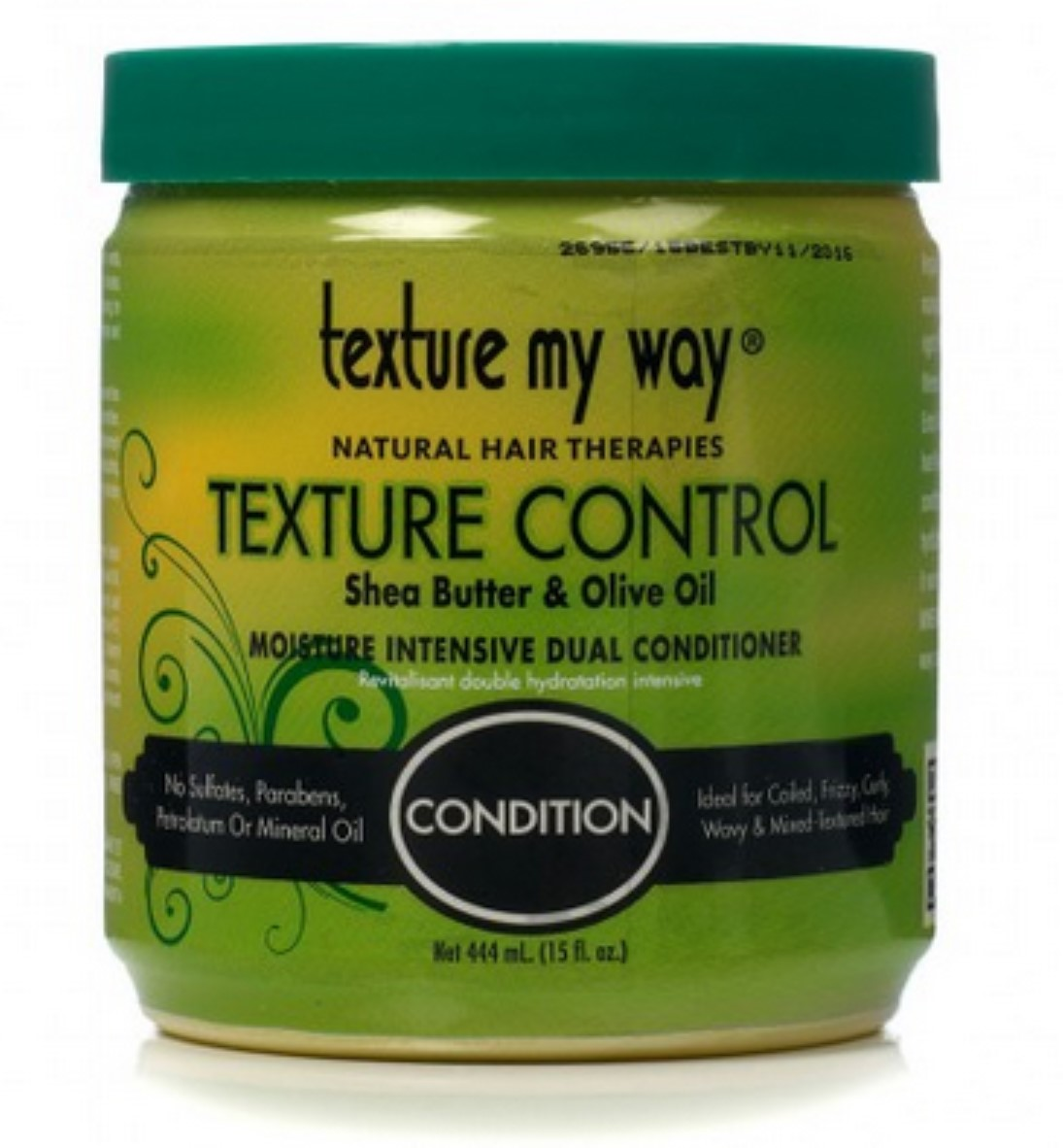 Texture My Way  Moisture Intensive Dual Conditioner, 15 oz (Pack of 3)