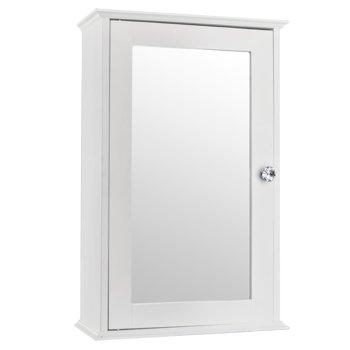 FCH Mirrored Bathroom Cabinet Wall Mount Storage Cabinet Medicine Cabinet