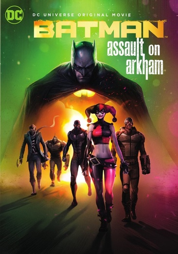 Batman Assault On Arkham Walmart Com Walmart Com