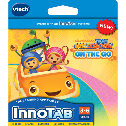 VTech InnoTab Software, Team Umizoomi