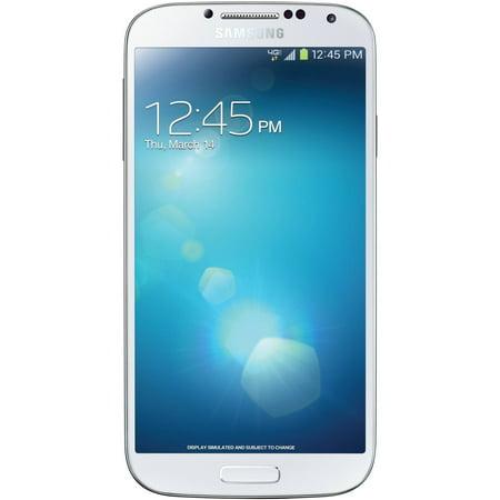 Samsung Galaxy S4 16GB 4G LTE, White Frost (Samsung Galaxy S3 I9305 4g Lte 16gb Price)