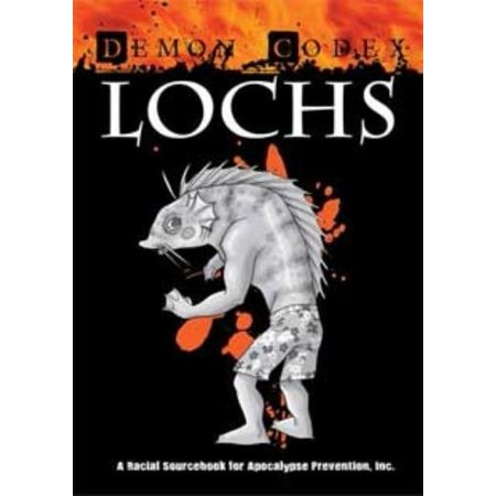 Demon Codex - Lochs New
