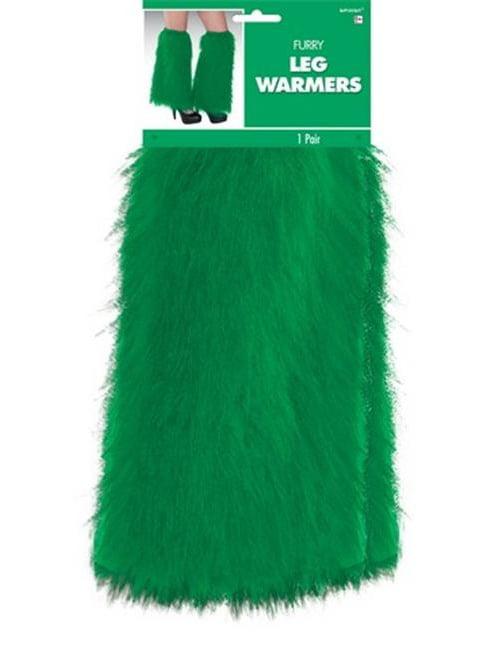 Rainbow Party Accessory Amscan Plush Leg Warmers