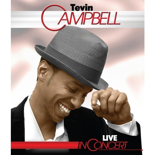 Tevin Campbell: Live In Concert (Blu-ray)