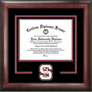 North Carolina State University Spirit Diploma Frame