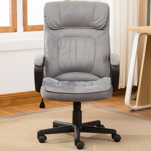 Ebern Designs Drago Office Microfiber High Back Padded Executive Chair