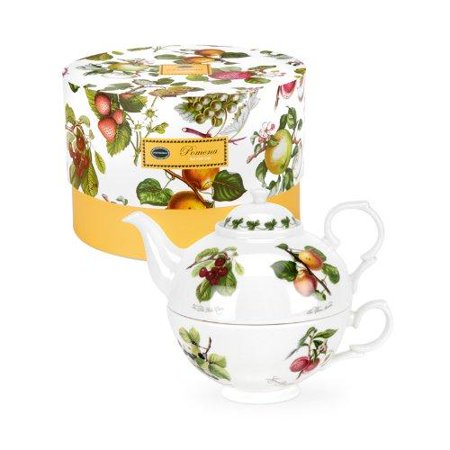 Portmeirion Holly And Ivy Set Of 6 Pastry - Portmeirion Holly And Ivy
