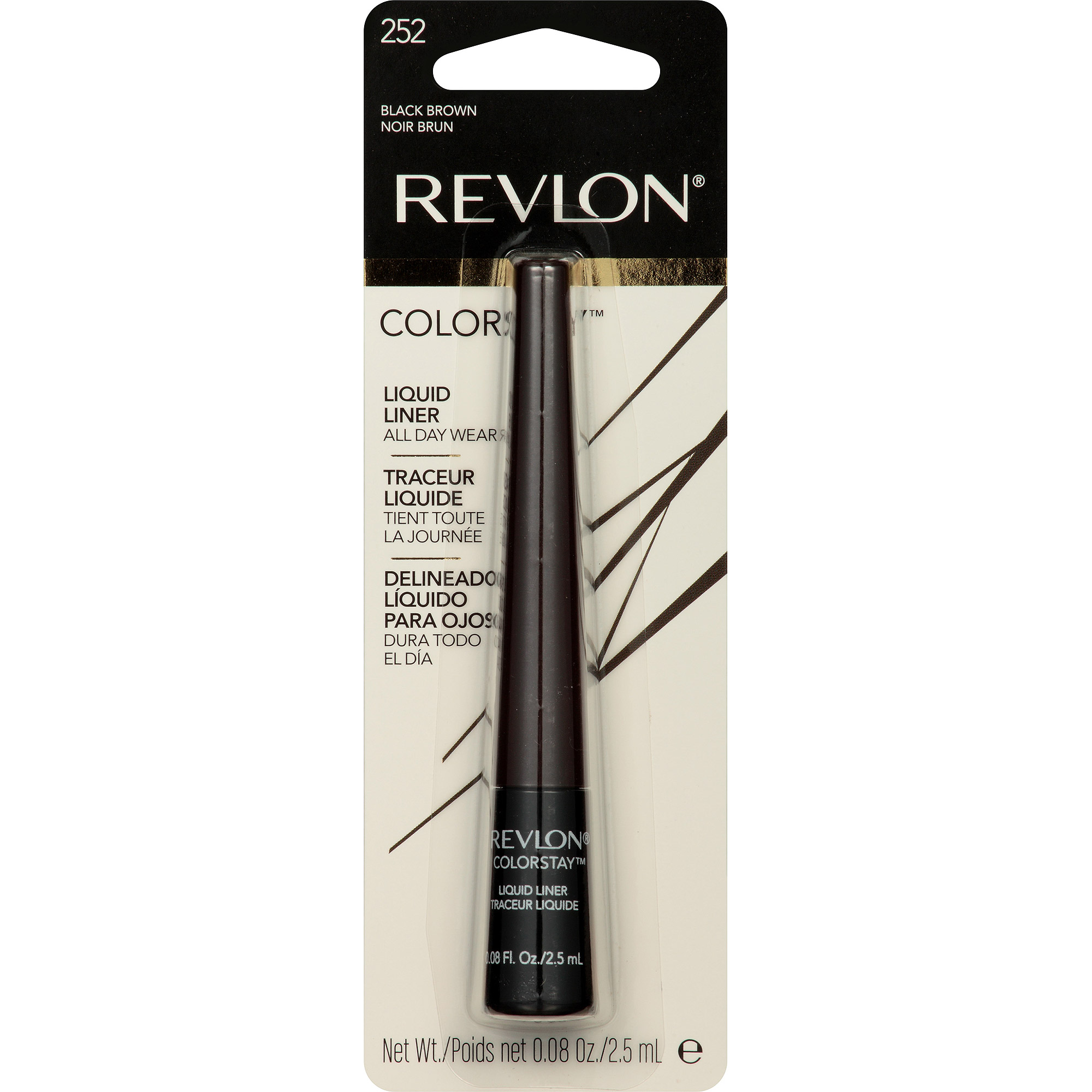 Revlon Liquid  Colorstay Liner .08 fl oz