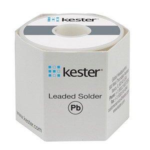 Kester Wire Solder 24 6337 6422 Sn63pb37    66 331 Water Soluble    015