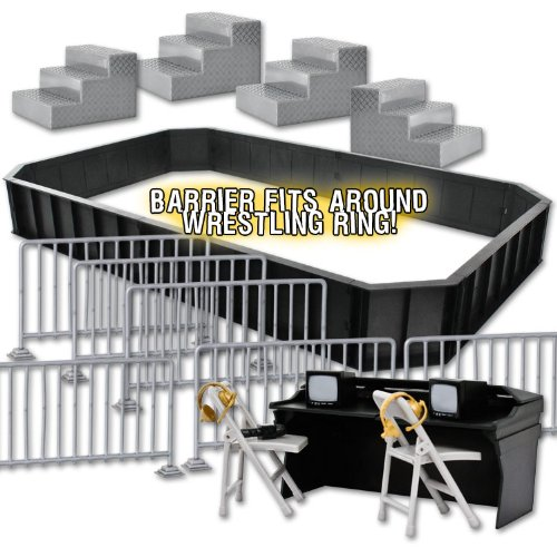 Wrestling Ring & Arena Deal for WWE Wrestling Action Figures by