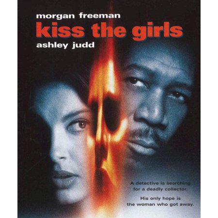 Kiss The Girls (DVD) (All The Halloween Kills)