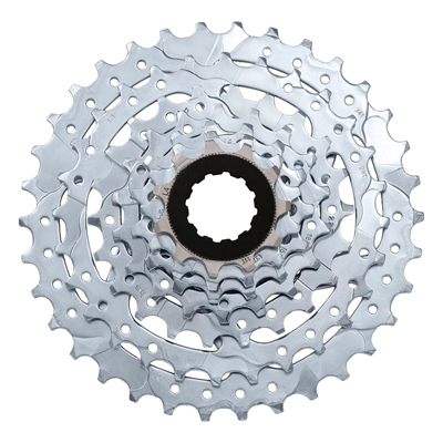 Sunrace CSM407AV 11-34t 7-Speed Bicycle Cassette Zinc Silver
