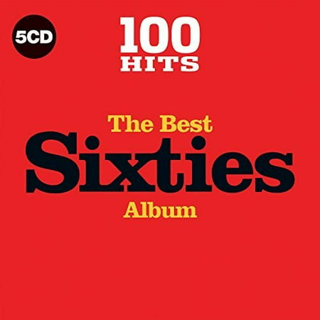 100 Hits: The Best 60s / Various (CD) (Sinead O Connor Best Hits)