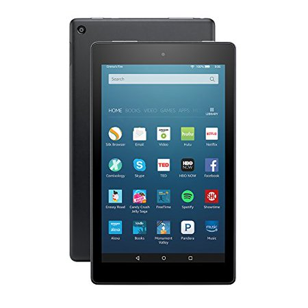 Fire Hd 8 Tablet With Alexa  8  Hd Display  32 Gb  Black   With Special Offers