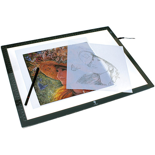 "Wafer 2 Light Box, 11"" x 17"""