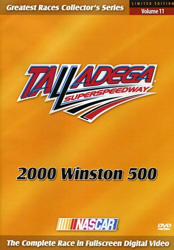 Nascar: 2000 Talladega 500 by TEAM MARKETING/WAX WORKS