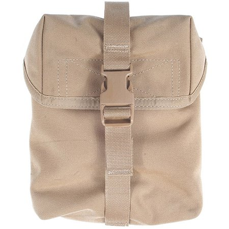 Spec-Ops Brand S.A.W. Magazine Pouch, Coyote Brown ()