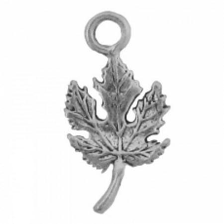 Maple Leaf Bracelet (Sterling Silver 7