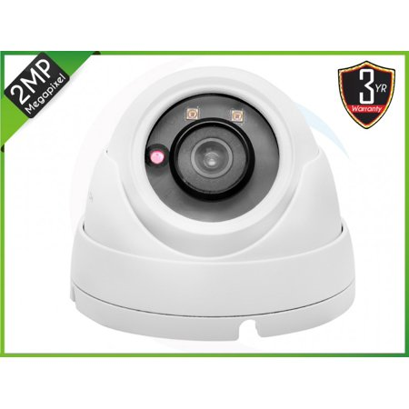oem-in stock 2mp hd ip ir dome fixed lens camera | ip-ird2s02-w
